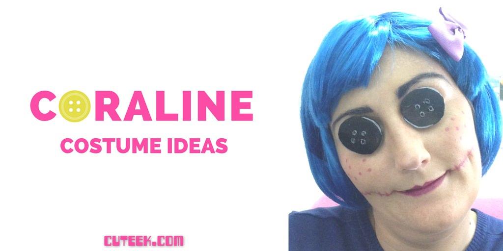 Coraline Costume Ideas and Merch