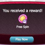 Disney City Girl: FREE Spin Token