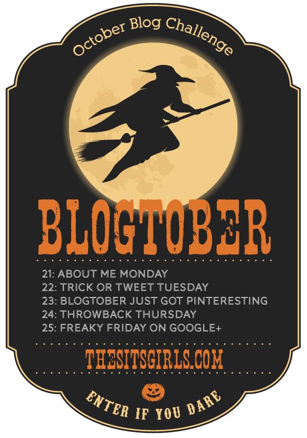 Blogtober Blog Challenge