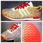 Adidas Disney Princess Belle ZX 700 Trainers