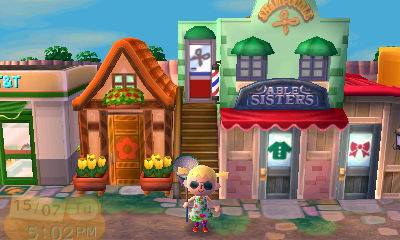 Animal Crossing New Leaf screenshot