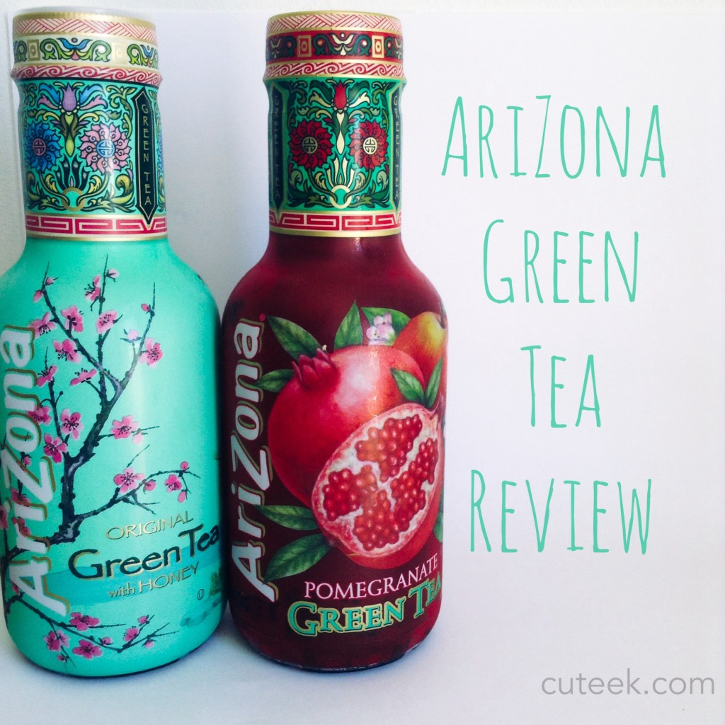 AriZona Green Tea Review