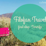 Filofax Travel: Tenerife