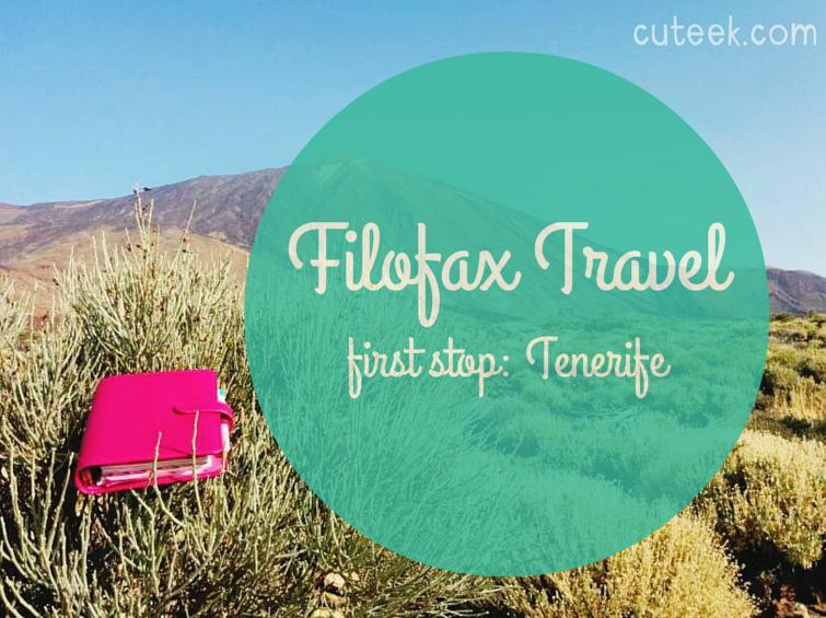 Filofax Travel