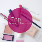 Top 10 Makeup Products Tag