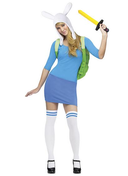Fiona the Human Costume