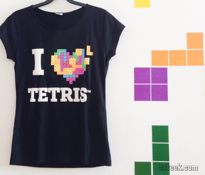 I Love Tetris T-Shirt