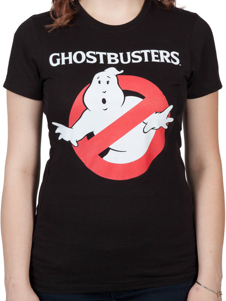 Ladies Ghostbusters T-Shirt