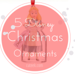5 Best Disney Christmas Tree Ornaments