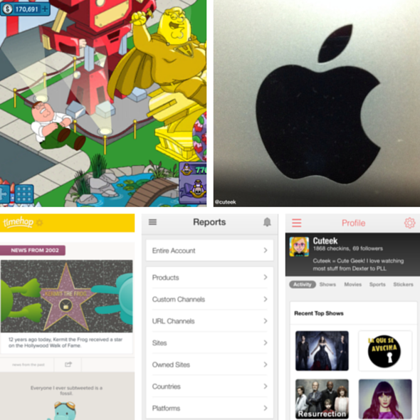 5 Geeky iPhone apps