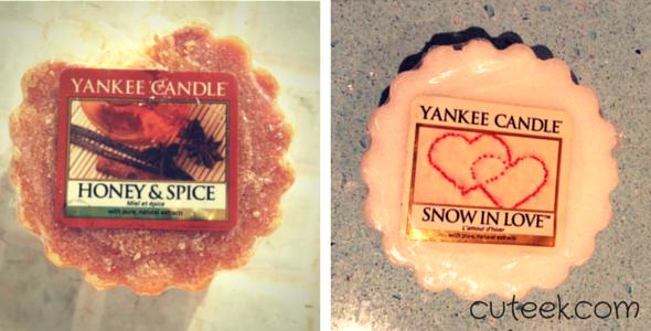 Yankee Candle Tarts