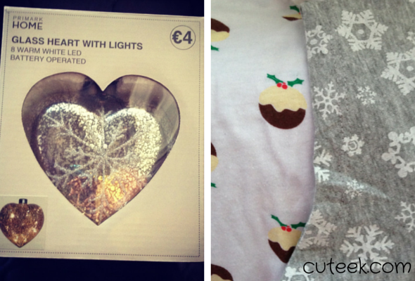 Primark Christmas Goodies