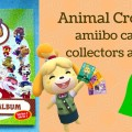 Animal Crossing amiibo card collectors album
