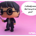 Harry Potter quote I solemnly swear that I am up to no good funko pop