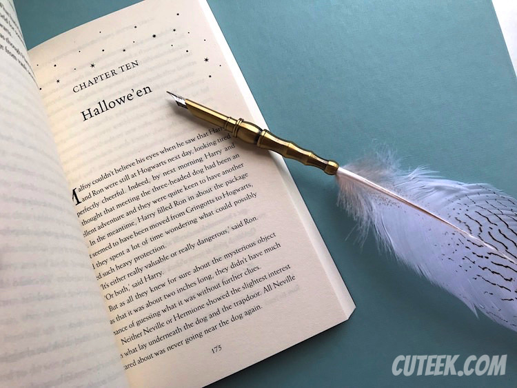 Harry Potter Feather Ink Pen