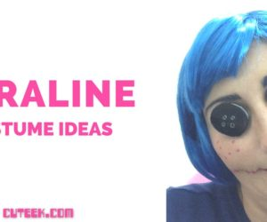 Coraline Costume Ideas and Merch