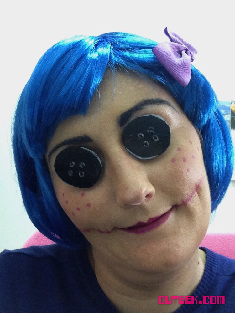 Coraline Costume Ideas Cuteek
