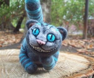 Cheshire Cat Plush Toy