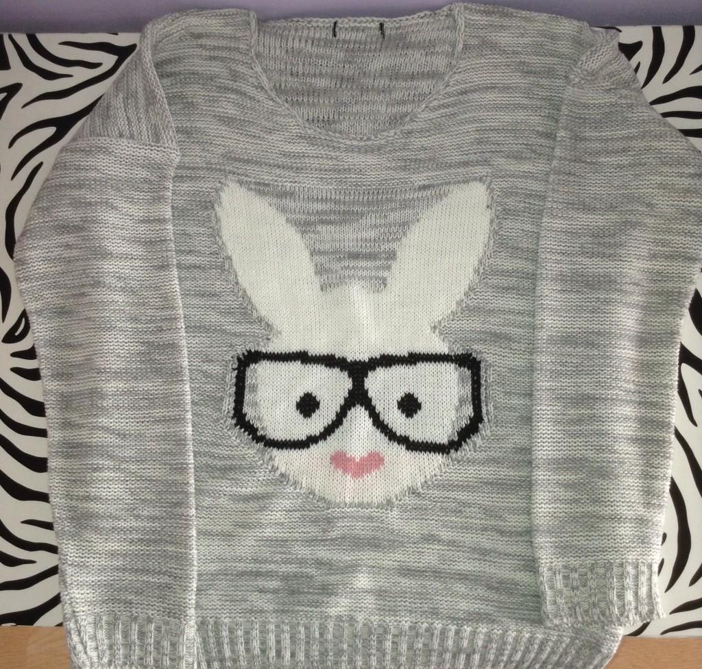 Rabbit Jumper - OMG Fashion