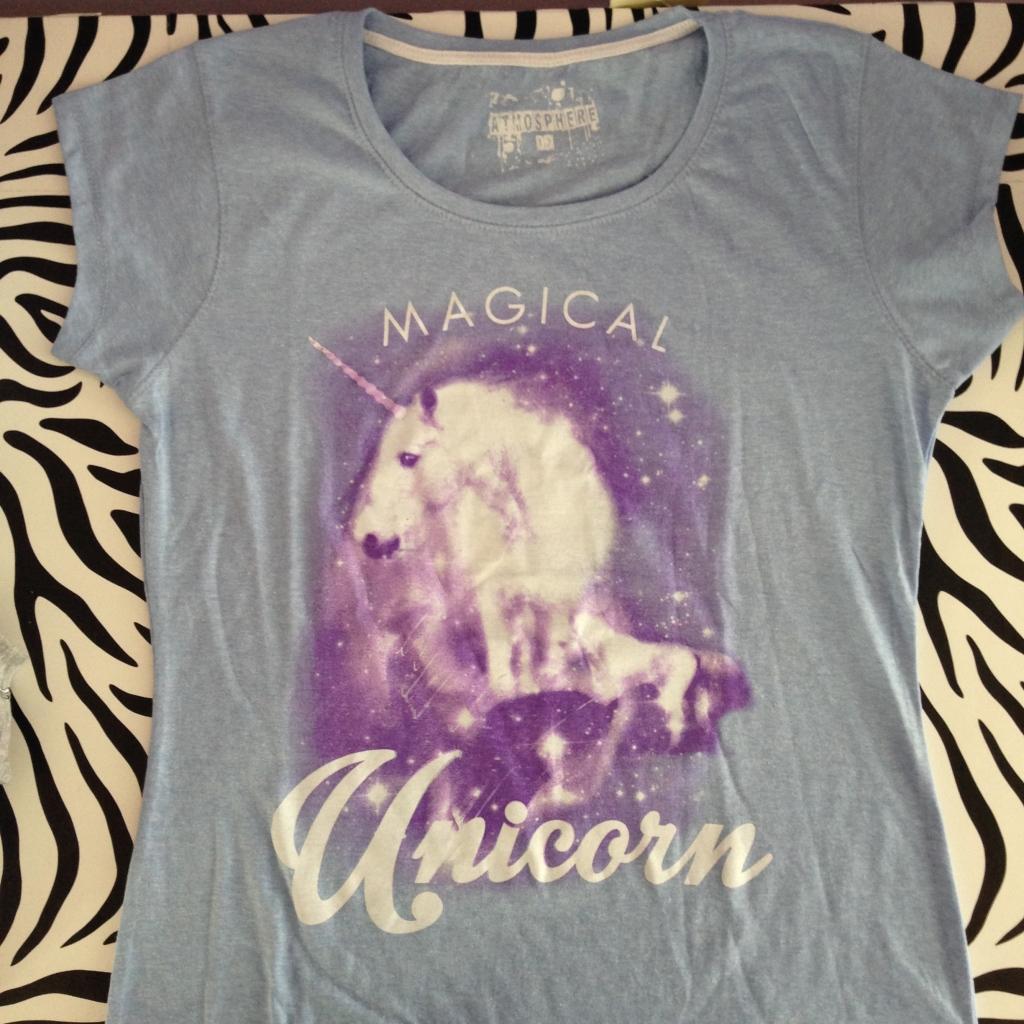 Primark Haul Magical Unicorn T-Shirt
