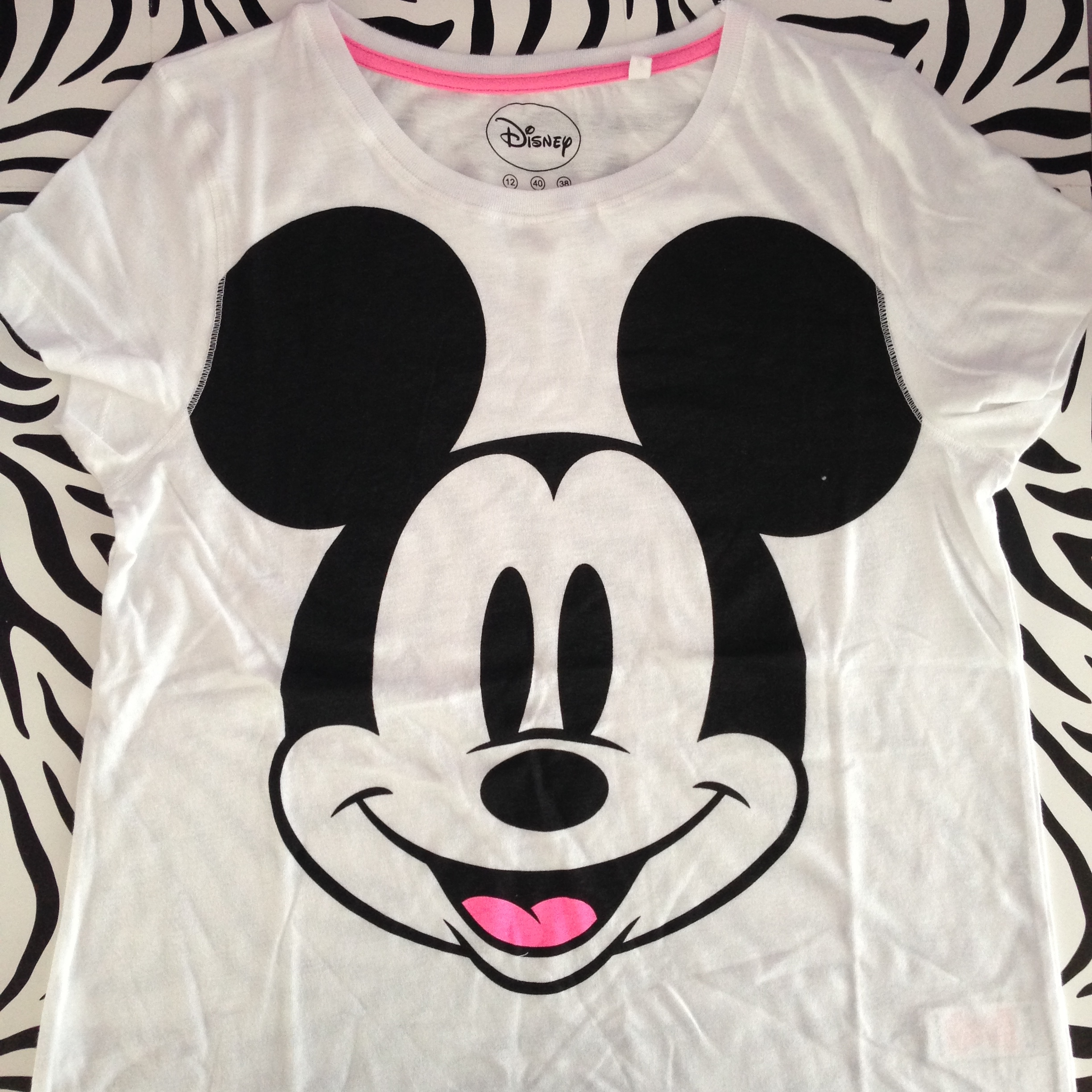 Primark Haul Mickey Mouse T-Shirt