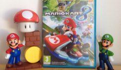Mario kart 8 Wii U Game