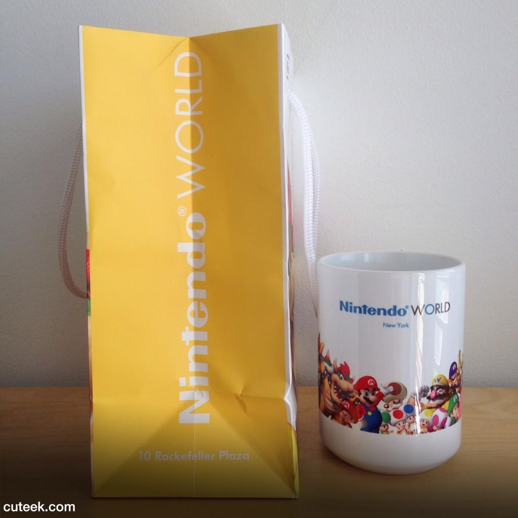 Nintendo World New York Gift