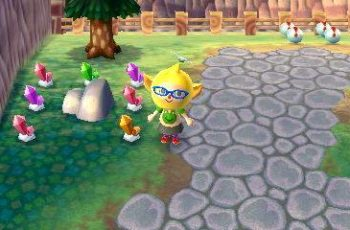 Animal Crossing New Leaf screenshot
