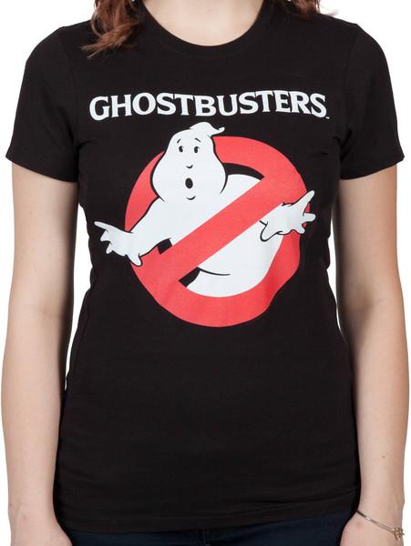 Ladies Ghostbusters T-Shirt