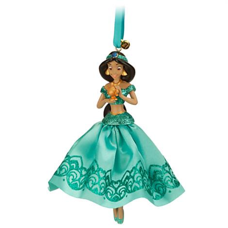 Princess Jasmine Ornament