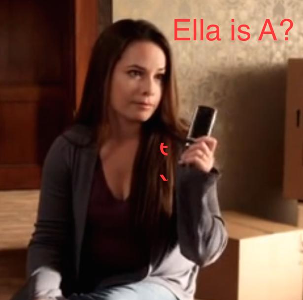 Ella is A