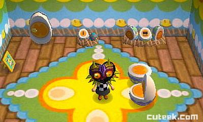 Animal Crossing New Leaf Bunny Day