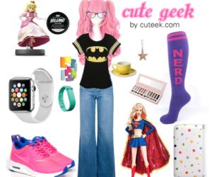 Cute Geek Outfit