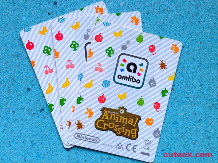animal crossing cards