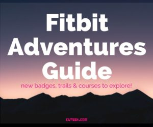 Fitbit Adventures Guide