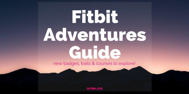 Fitbit Adventures Guide