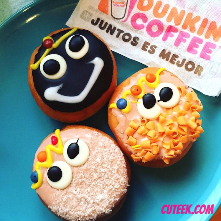 Dunkin Coffee 3 Kings Donuts