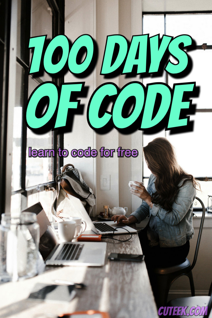 100 Days Of Code Challenge