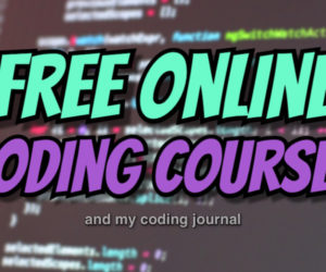 Free Online Coding Courses