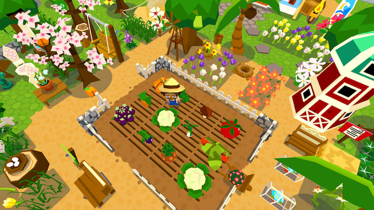 Castaway Paradise Farming