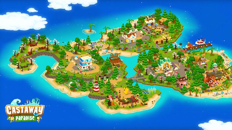 Castaway Paradise Island