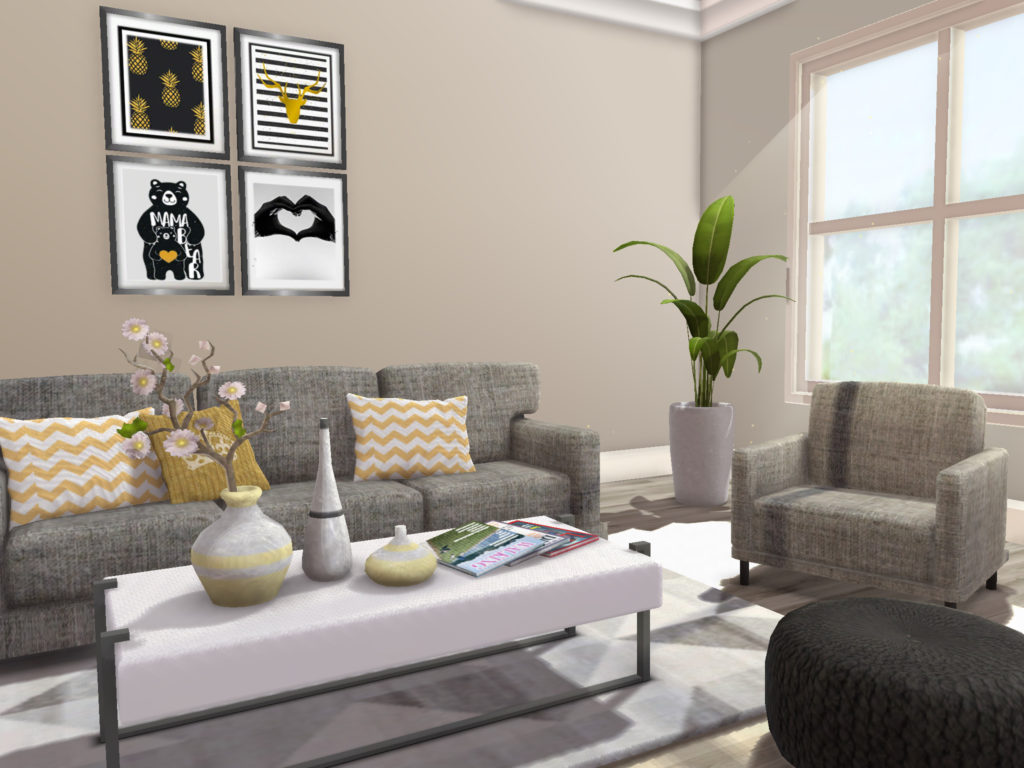 Home Design Makeover Lounge