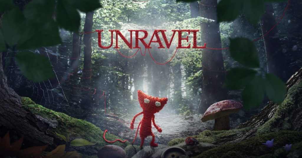Unravel Game by Coldwood Interactive