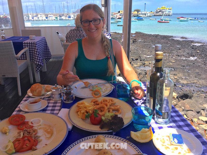 Corralejo Fuerteventura El Anzuelo Restaurant