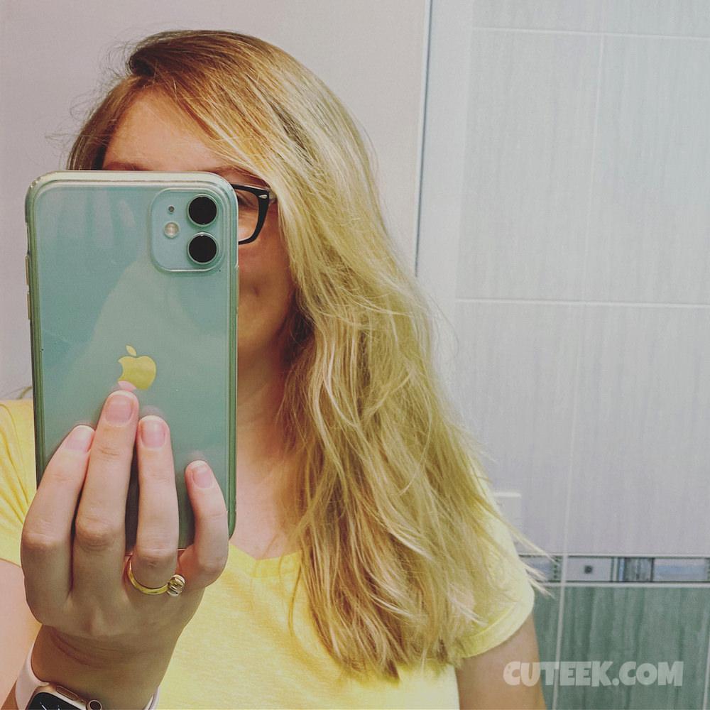 Natural Wavy Dark Blonde Hair