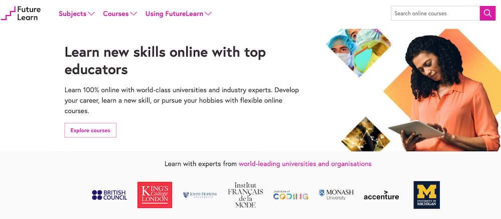 Future Learn Free Online Courses