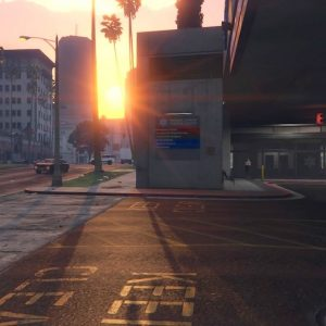 GTAV Mount Zonah Medical Center