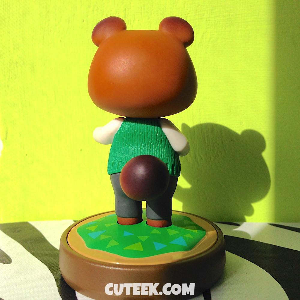 Tom Nook Animal Crossing Amiibo