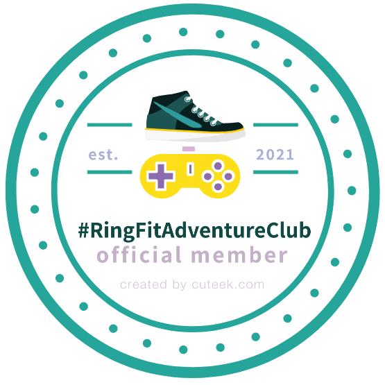 Ring Fit Adventure Club Logo