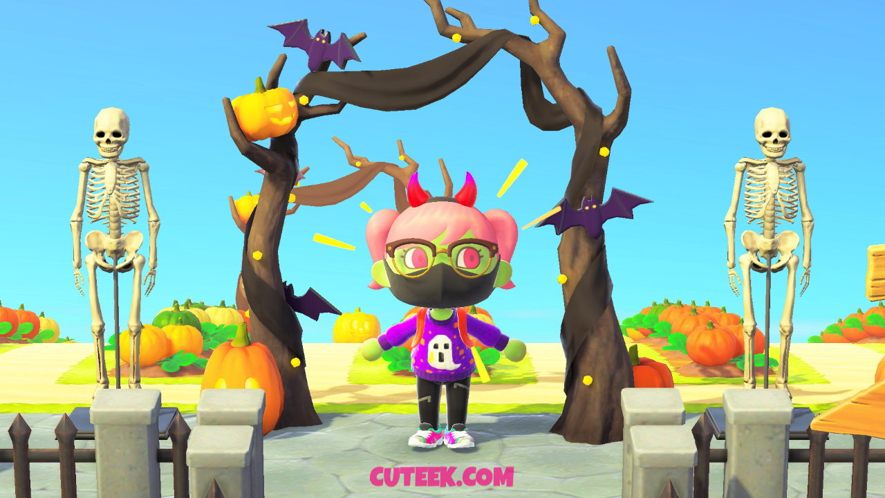 Animal Crossing New Horizons Ghost Sweater